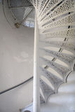 Escaliers de tour de phare Images stock
