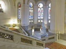 Escaliers du palais de paix Photo libre de droits