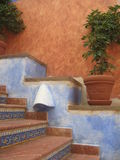 Escaliers espagnols Photo stock