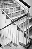 Escaliers intérieurs images stock