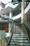 Escaliers modernes Photo stock