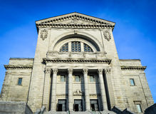 Escaliers Montréal - Canada de St Joseph Oratory Image stock
