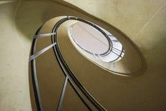 Escaliers spiralés Photographie stock libre de droits