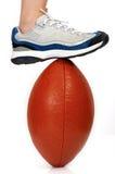 Escalonamiento de goma de los zapatos Fotografía de archivo libre de regalías