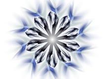 Escama de la nieve Imagenes de archivo