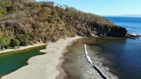 Escameca Playa, Никарагуа Стоковое Изображение