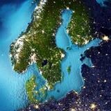 escandinavia libre illustration