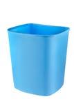 Escaninho azul Imagens de Stock