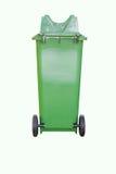 Escaninho verde Fotos de Stock Royalty Free