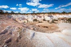 Escapada de Buckleys - un desierto pintado Fotos de archivo