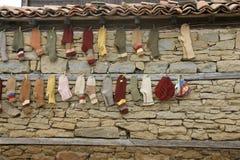 Escaparate de la pared - 18 Imagen de archivo libre de regalías