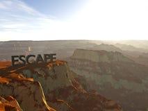Escape à natureza, curso ilustração royalty free