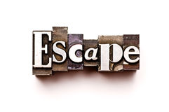 Escape Royalty Free Stock Image