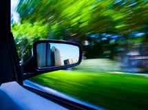 Escape a cidade Fotos de Stock