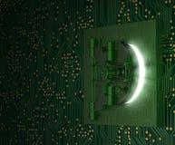 Escape da segurança do Cyber