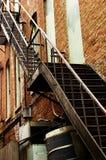 Escape de fuego Imagen de archivo libre de regalías