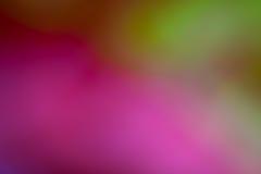 Escape de la luz rosada y verde Foto de archivo libre de regalías