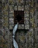 Escape de la prisión Fotos de archivo libres de regalías