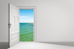 Escape, feriados Imagem de Stock