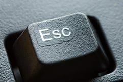 Escape key Stock Images