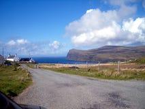 Escape a Skye imagenes de archivo