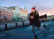 Escape from St Petersburg Stock Image
