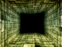 Escape Tunnel Royalty Free Stock Photography