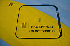 Escape way Stock Photo
