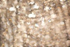 Escapes de la luz ámbar Fotografía de archivo