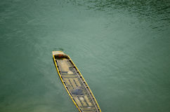 Escapes del barco de rowing Imagen de archivo libre de regalías