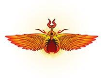 Escarabajo de la vida Imágenes de archivo libres de regalías