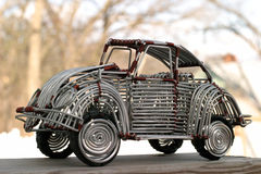Escarabajo de VW Imagenes de archivo
