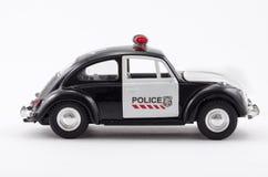 Escarabajo de VW a partir de la segunda guerra en el museo de SinsHeim Imagen de archivo