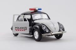 Escarabajo de VW a partir de la segunda guerra en el museo de SinsHeim Fotografía de archivo