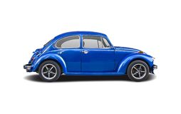 Escarabajo de VW viejo Fotografía de archivo libre de regalías