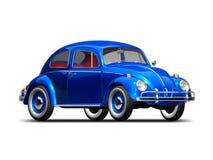 Escarabajo viejo de VW Fotos de archivo libres de regalías