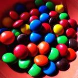 Escarchado colorido Imágenes de archivo libres de regalías