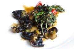 escargot закуски Стоковое Фото