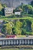 Escarpment of the city of Porto Royalty Free Stock Photo