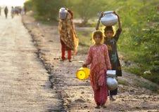 Escasez de agua Foto de archivo libre de regalías