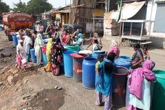 Escassez da água Imagens de Stock Royalty Free