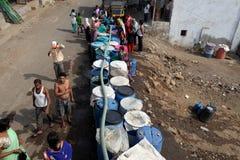 Escassez da água Fotografia de Stock Royalty Free