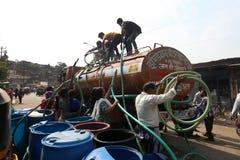 Escassez da água Imagem de Stock