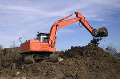 Escavador #2 fotos de stock royalty free
