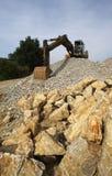 escavador Fotografia de Stock Royalty Free