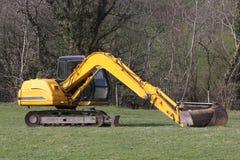 Escavador ou escavadores Imagem de Stock Royalty Free