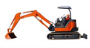 Escavador pequeno Foto de Stock Royalty Free