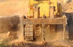 Escavadora Imagens de Stock