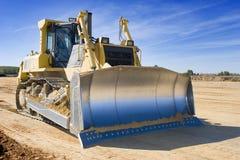 Escavadora Imagem de Stock