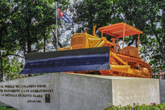 Escavadora em Cuba Fotos de Stock Royalty Free